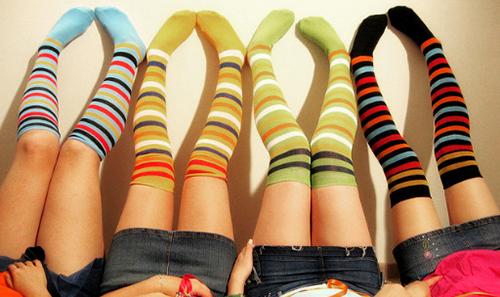 Носки для женщин оптом